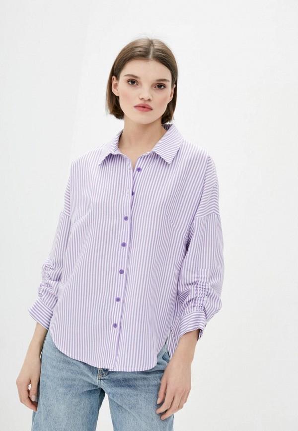 женская блузка berdichevski, фиолетовая