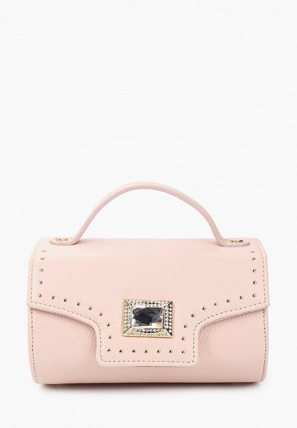 Сумка Marina Creazioni розового цвета