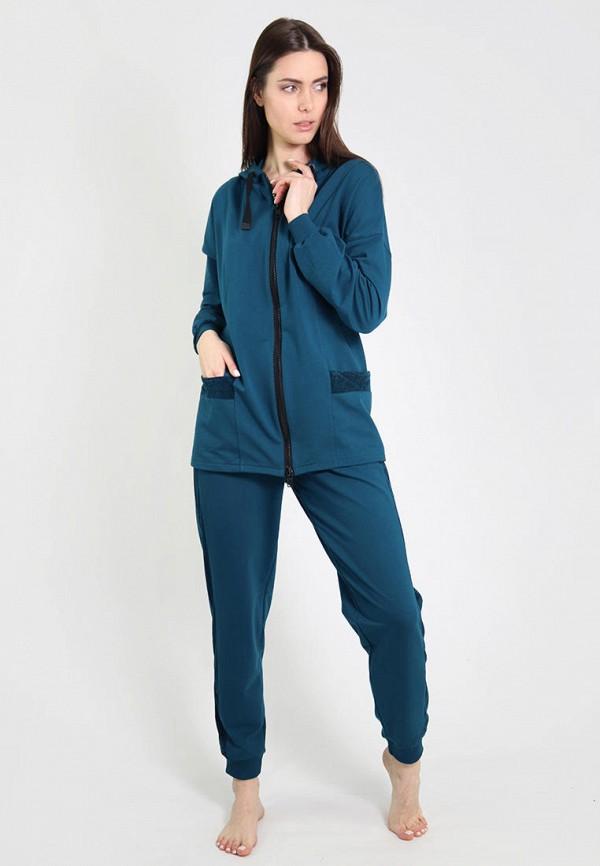 женский костюм n.el, синий