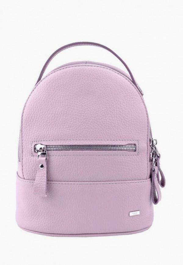 женский рюкзак esse, фиолетовый