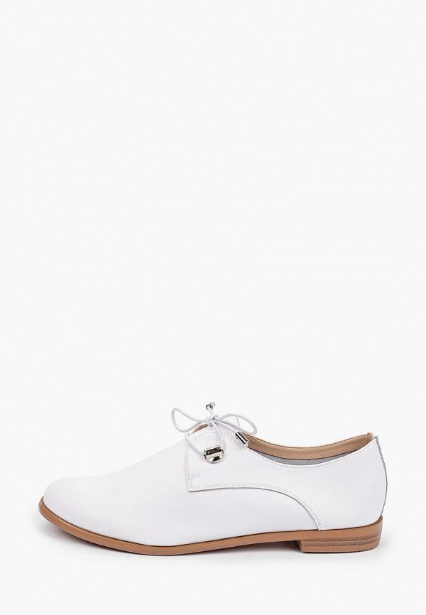 женские низкие ботинки vitacci, белые