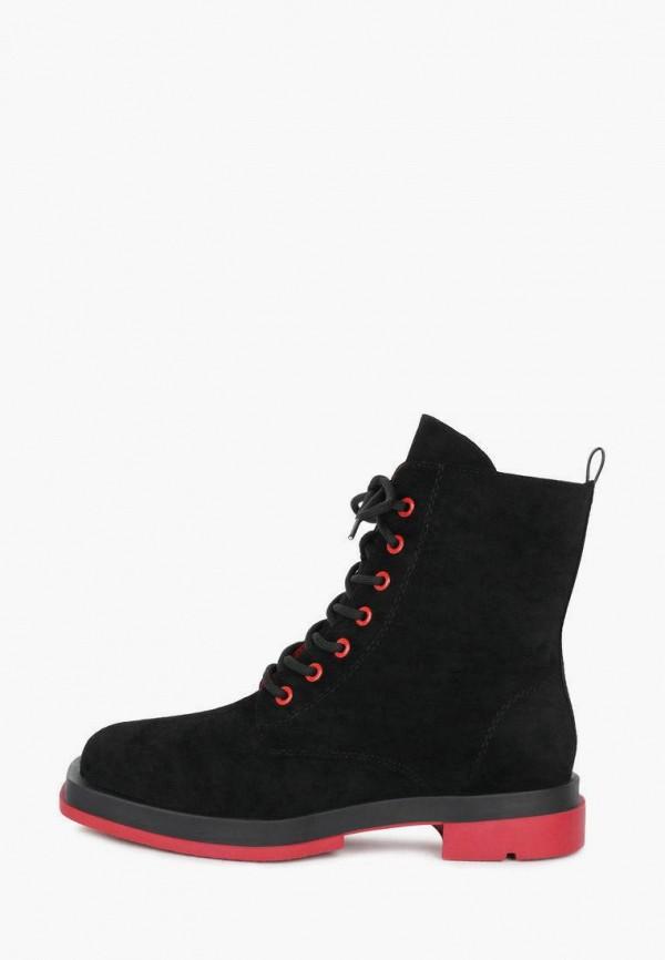 Высокие ботинки