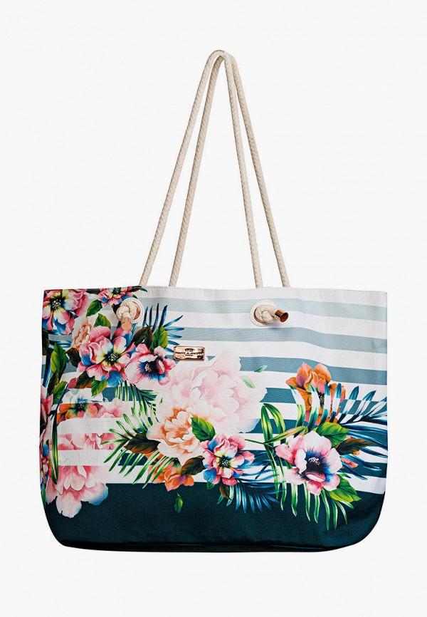 женская пляжные сумка marc&andre, разноцветная
