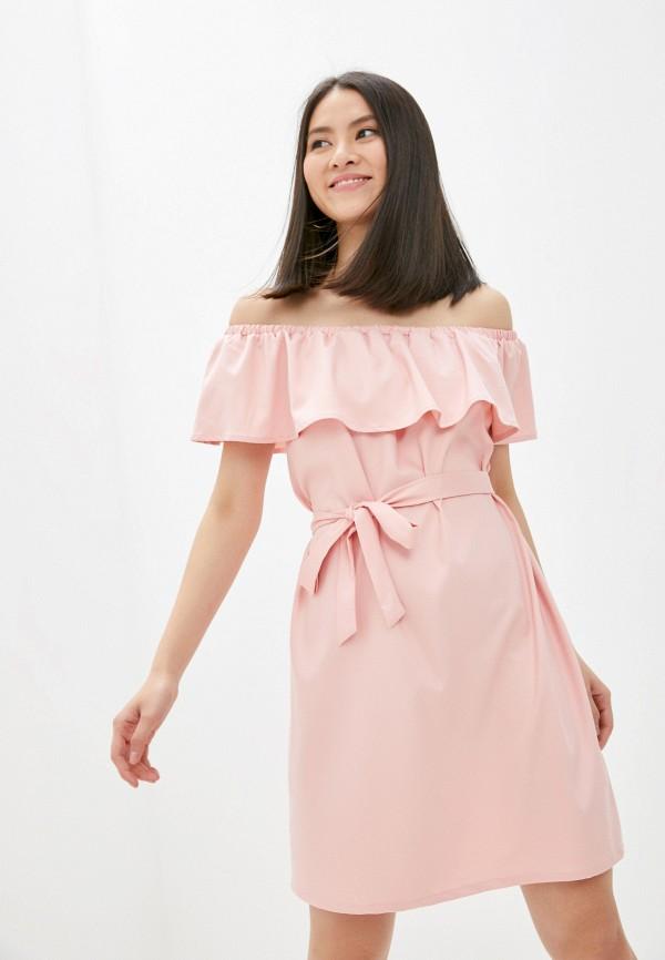 женское платье vittoria vicci, розовое
