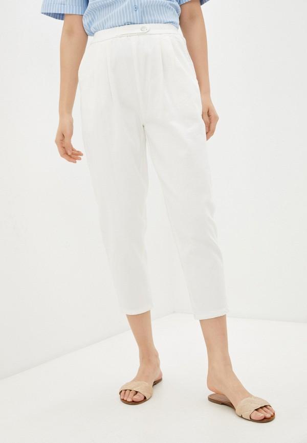 женские повседневные брюки vittoria vicci, белые