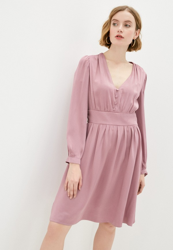женское повседневные платье vittoria vicci, розовое