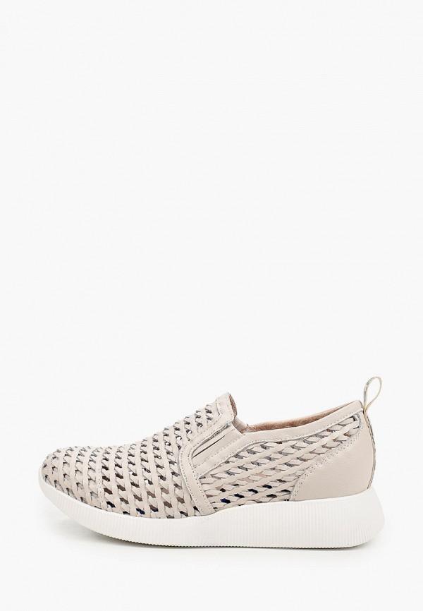 женские низкие кроссовки graciana, серые