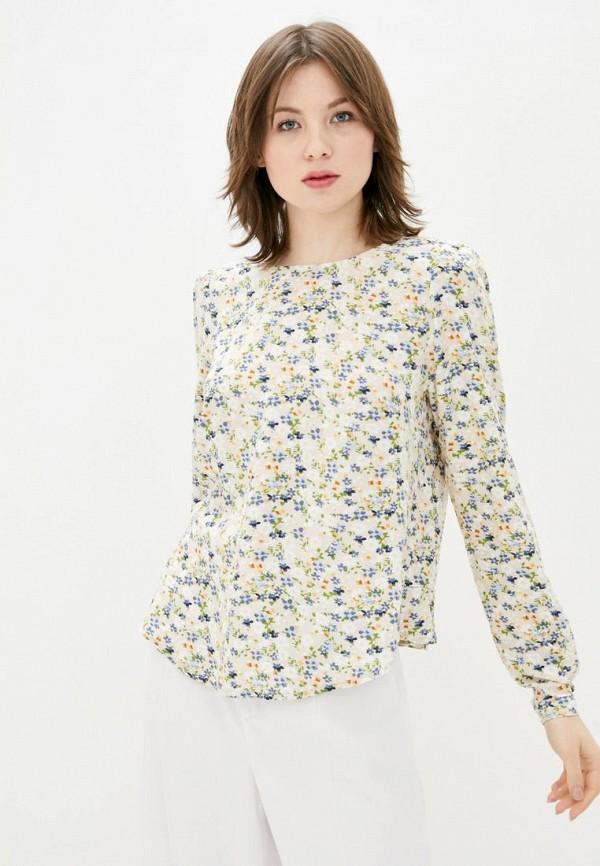 женская блузка garne, бежевая