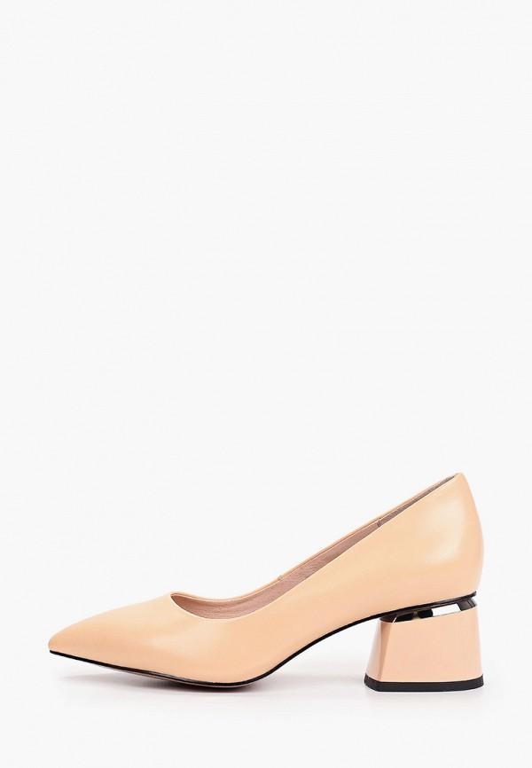 женские туфли с закрытым носом makfine