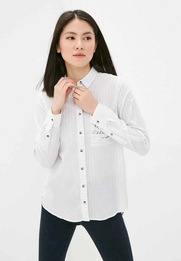 женская рубашка colin's, белая