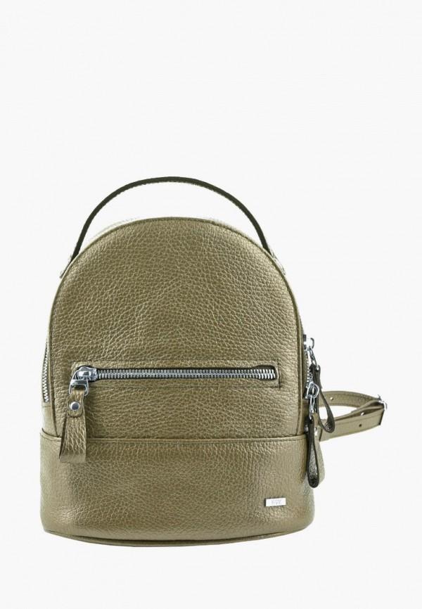 женский рюкзак esse, зеленый