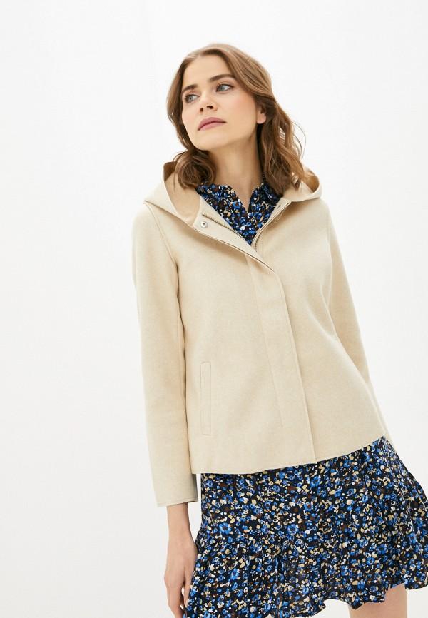женское пальто colin's, бежевое