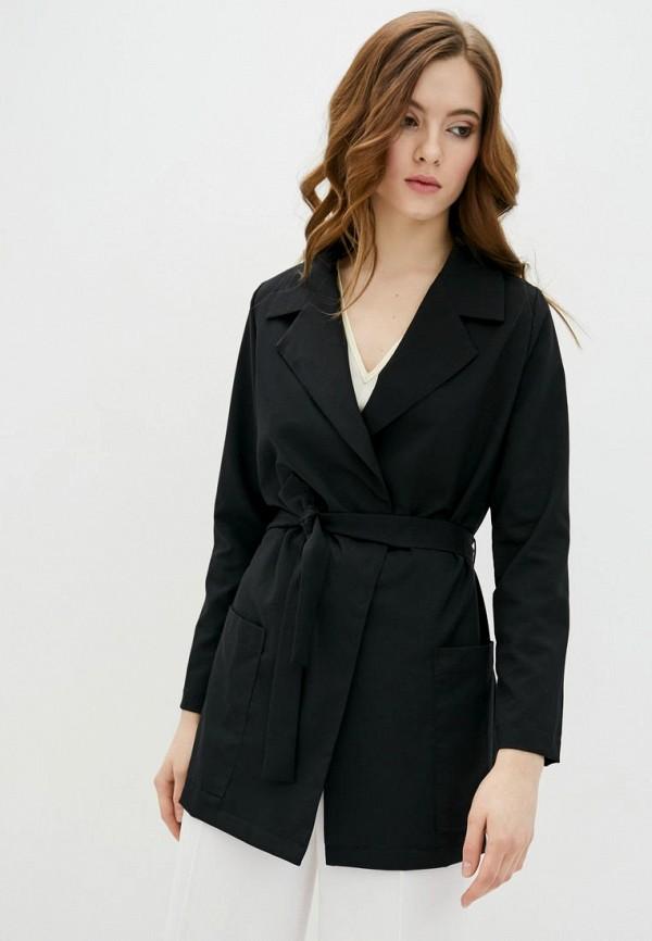 женский жакет garne, черный