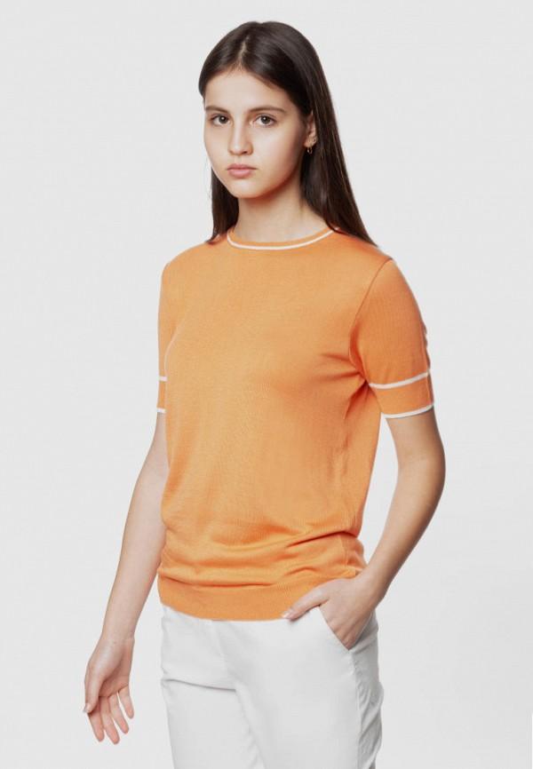 женский джемпер arber, оранжевый