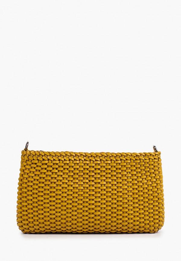 женская сумка через плечо laleas, желтая