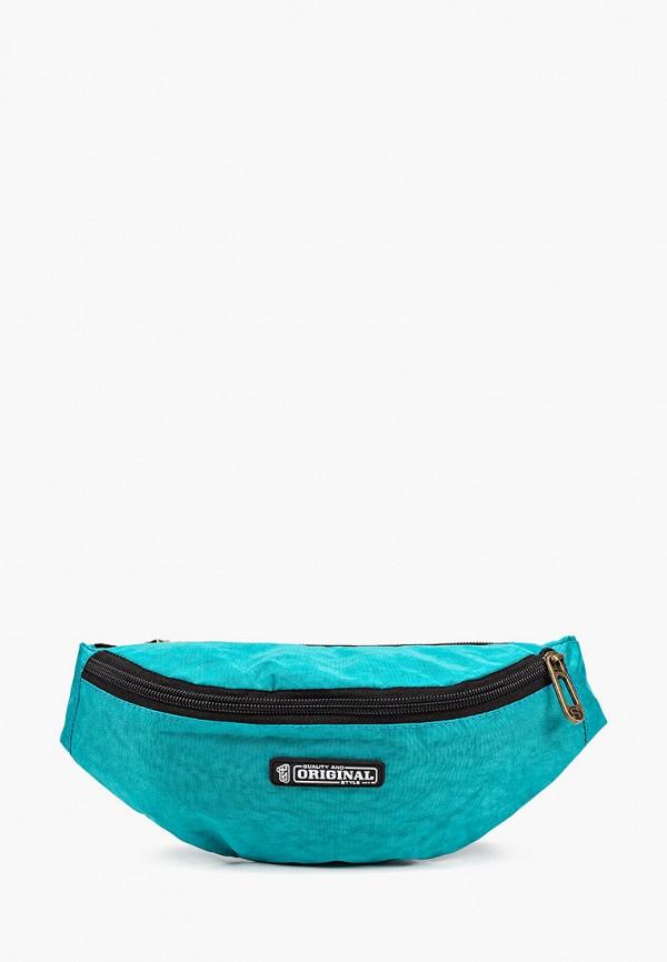 женская поясные сумка stelz, зеленая