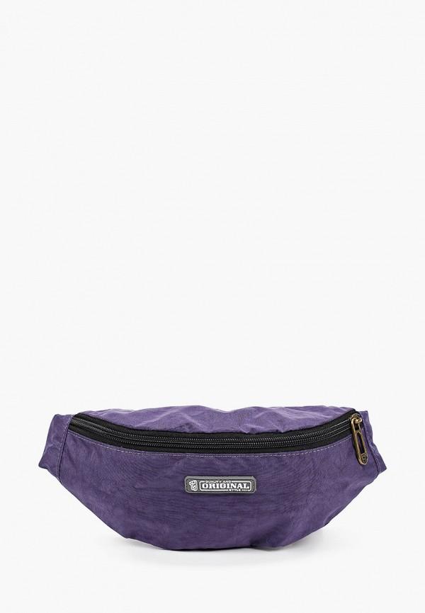 женская поясные сумка stelz, фиолетовая