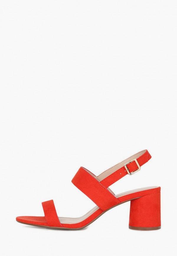 женские босоножки t.taccardi, красные