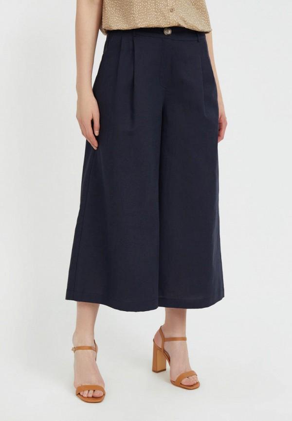 женские брюки кюлоты finn flare, черные