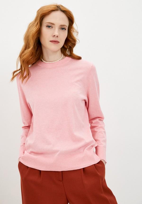 женский джемпер boss, розовый