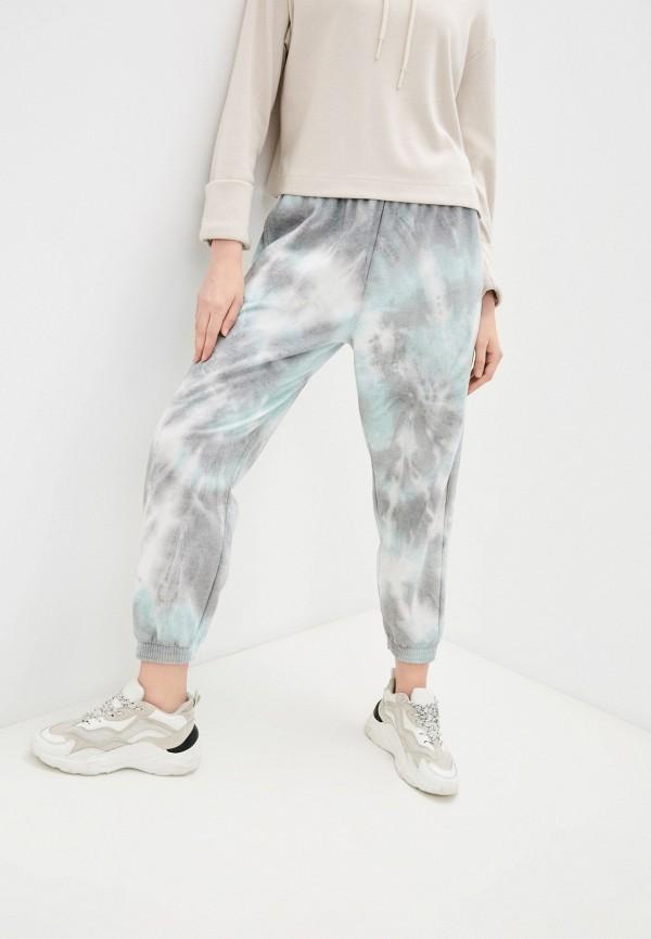 женские спортивные брюки topshop, разноцветные