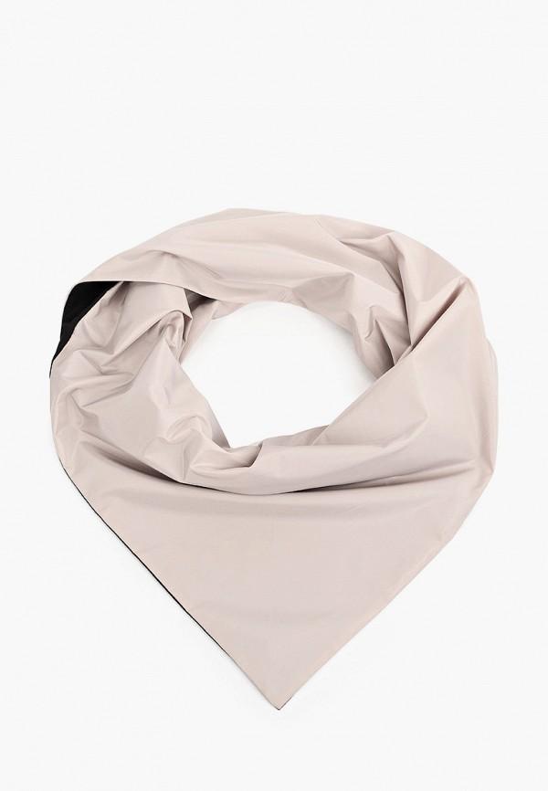 женский платок unu clothing, серый