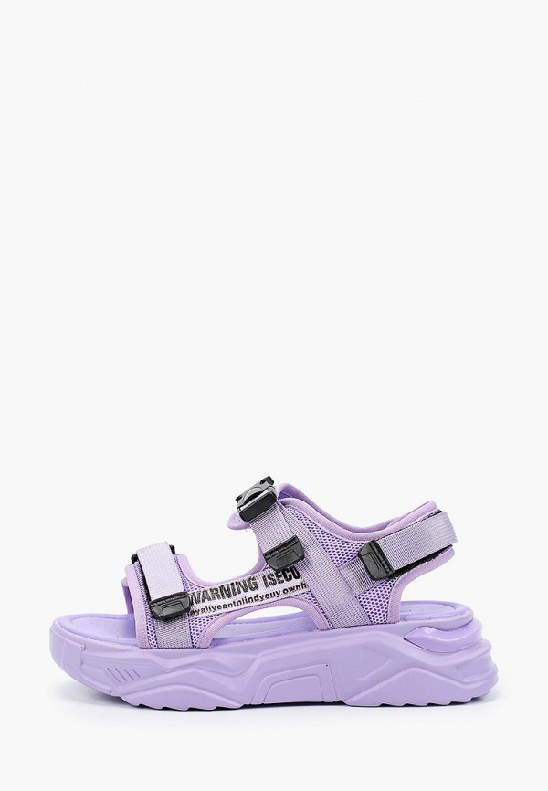 женские сандалии dino ricci, фиолетовые