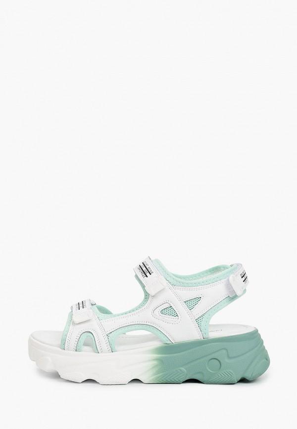 женские сандалии dino ricci, белые