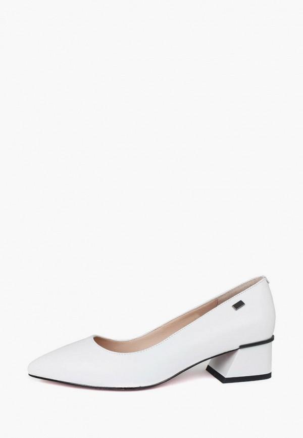 женские туфли blizzarini, белые