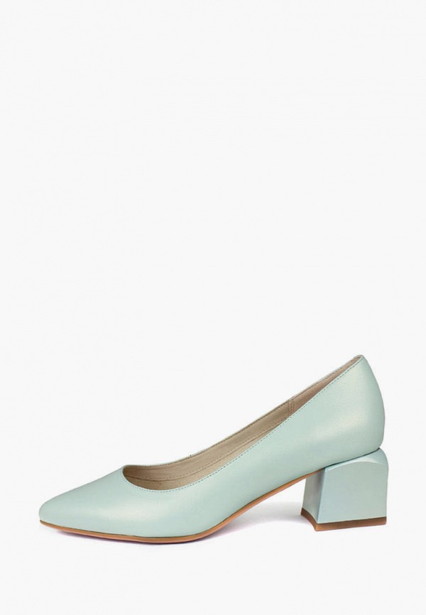 женские туфли blizzarini, бирюзовые