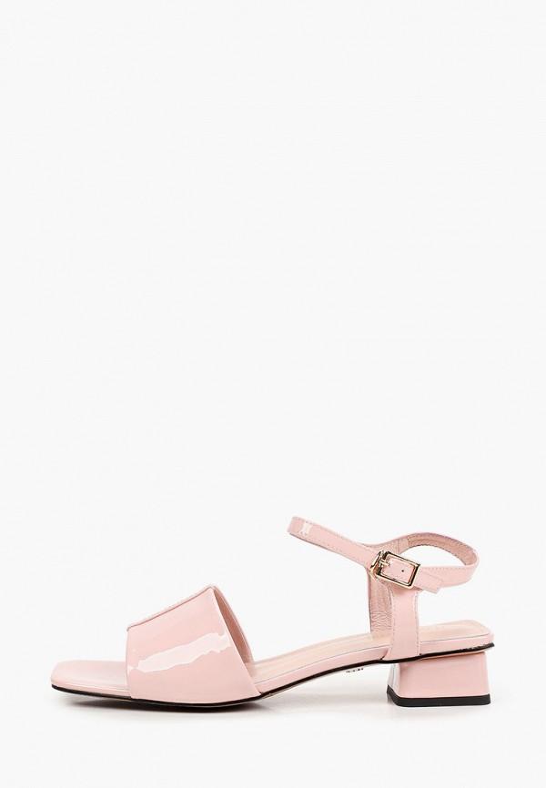 женские сандалии tuffoni, розовые