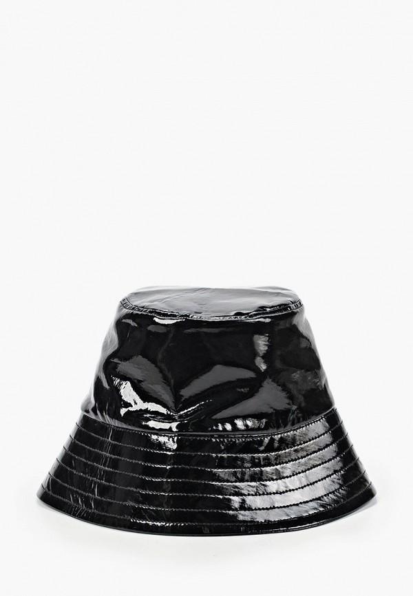 женская панама shovv, черная