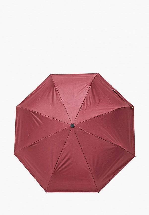 женский зонт krago, красный