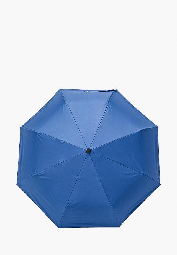 женский зонт krago, голубой