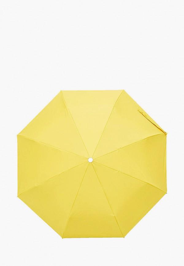 женский зонт krago, желтый