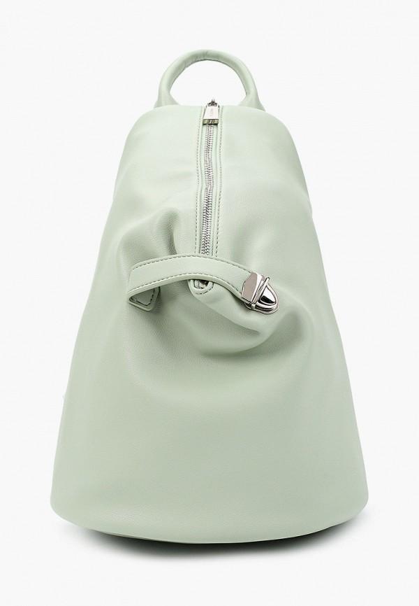 женский рюкзак mascotte, зеленый