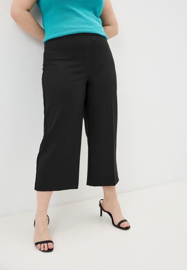 женские брюки клеш mark formelle, черные