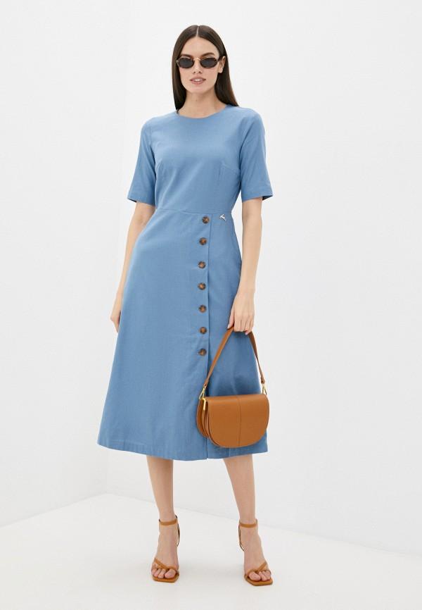 Платье Akhmadullina Dreams Akhmadullina Dreams  голубой фото
