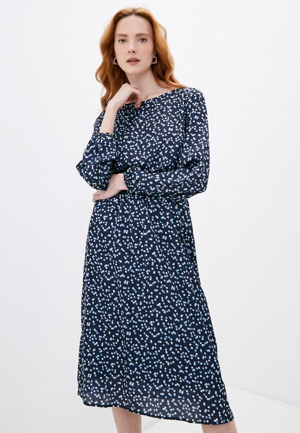 женское повседневные платье vittoria vicci, синее