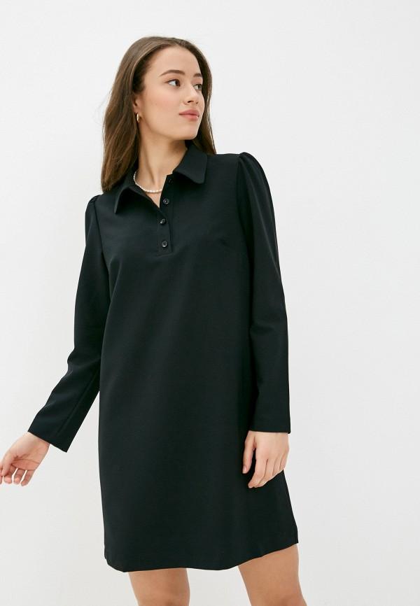 женское платье-рубашки vittoria vicci, черное