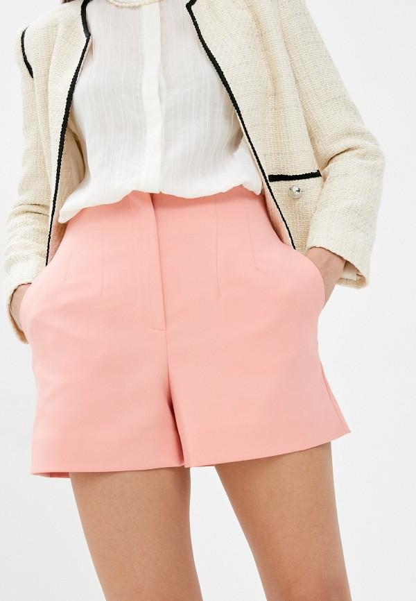женские повседневные шорты vittoria vicci, розовые