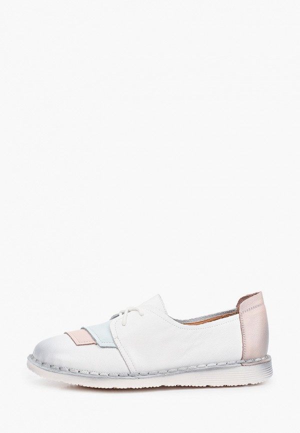 женские низкие ботинки thomas munz, разноцветные