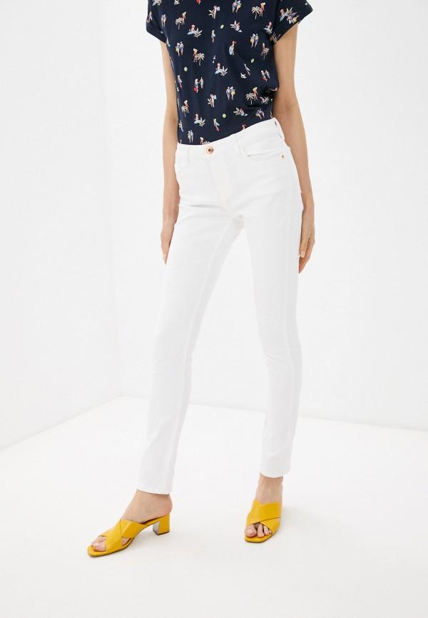 женские джинсы скинни o'stin, белые