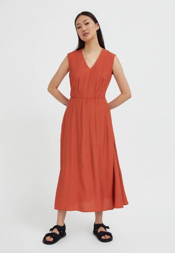Сарафан Finn Flare оранжевого цвета