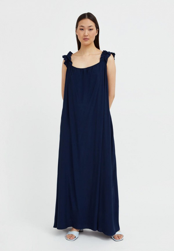 Сарафан Finn Flare синего цвета