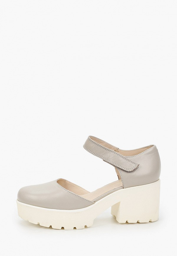женские туфли ralf ringer, серые