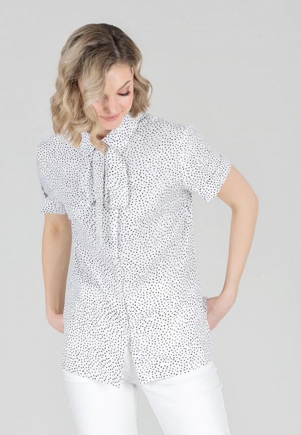 женская блузка eliseeva olesya, белая