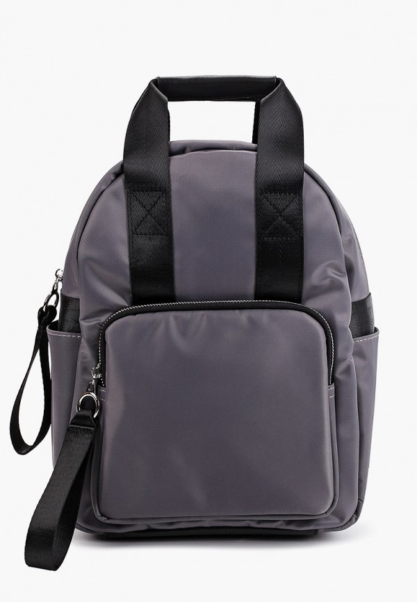 женский рюкзак instreet, серый