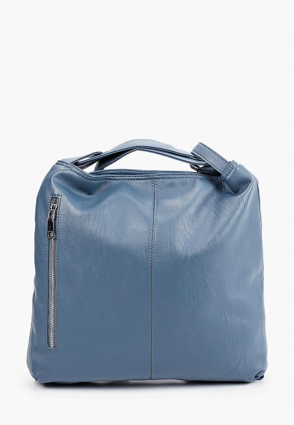 женский рюкзак instreet, синий