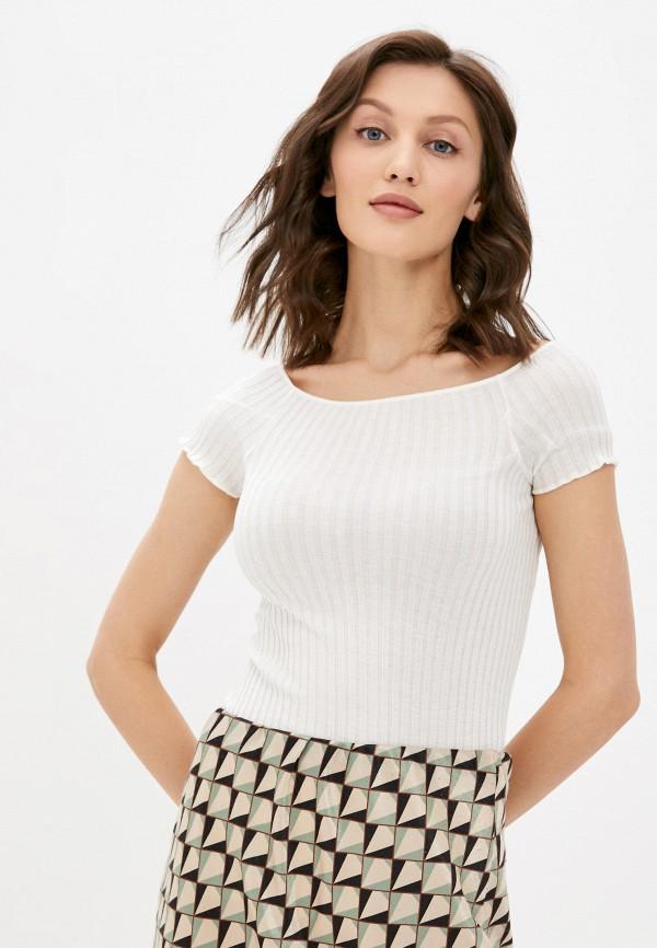 женская футболка intimissimi, белая